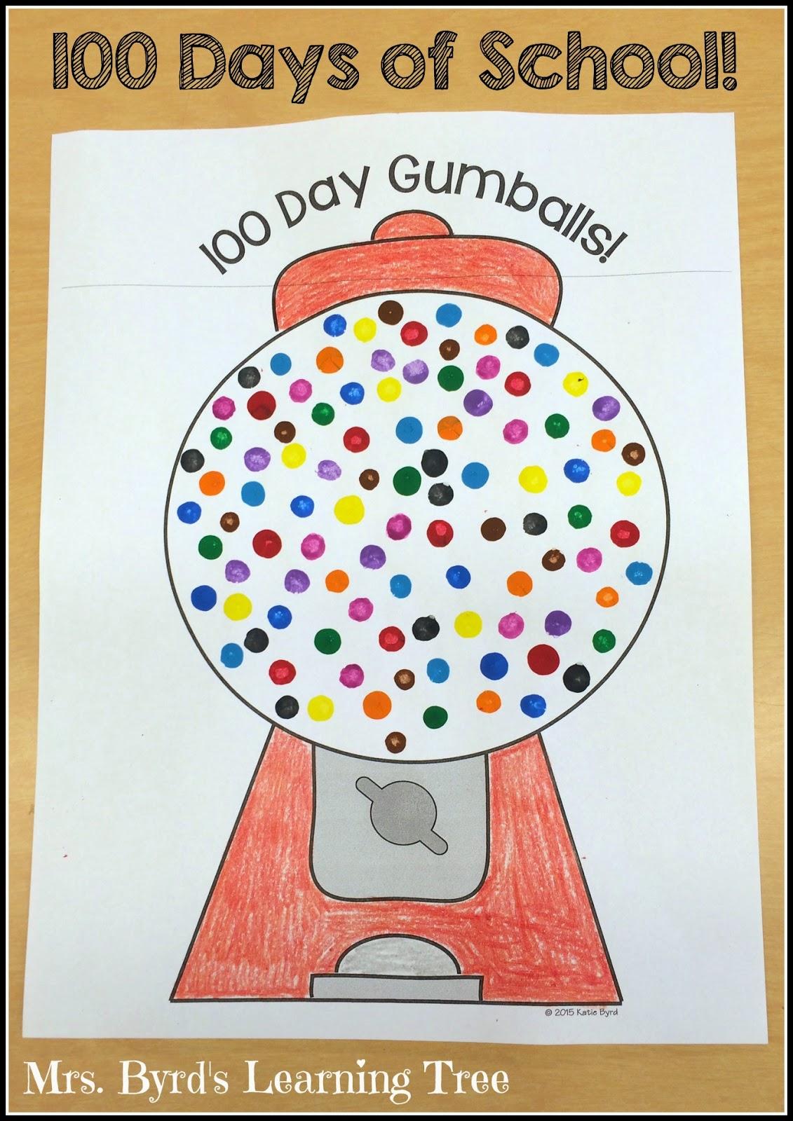 math worksheet : a bountiful love 30 ways to celebrate 100 days of school : 100 Days Of School Worksheets For Kindergarten