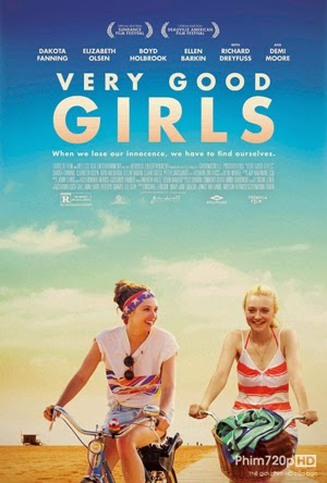 Very Good Girls 2013 poster