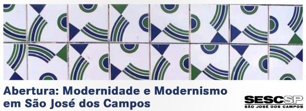 Oficina arte e design palestra moderninade e modernismo for Curso de design de interiores no exterior