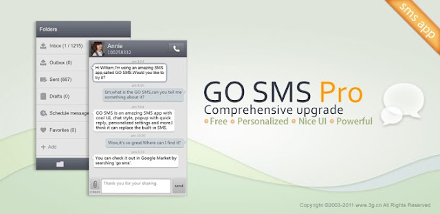 GO SMS Pro Premium v4.9 APK Free Download