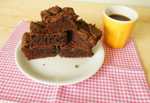 overnight brownies