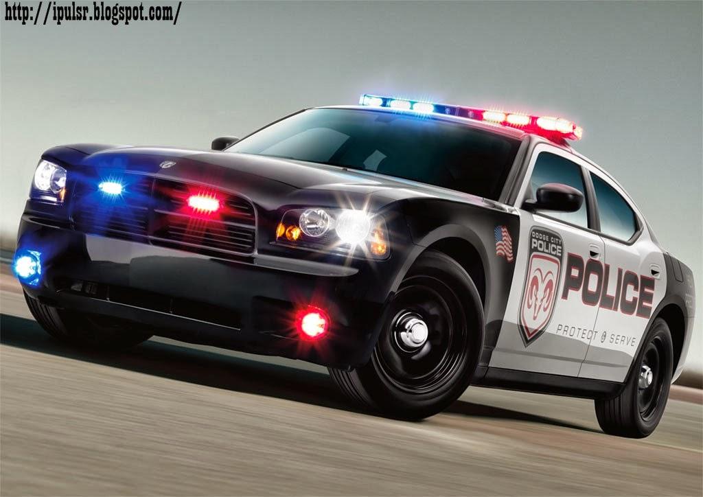 Can You Outrun A Police Car