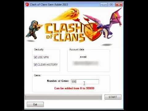 how to get free gems in coc