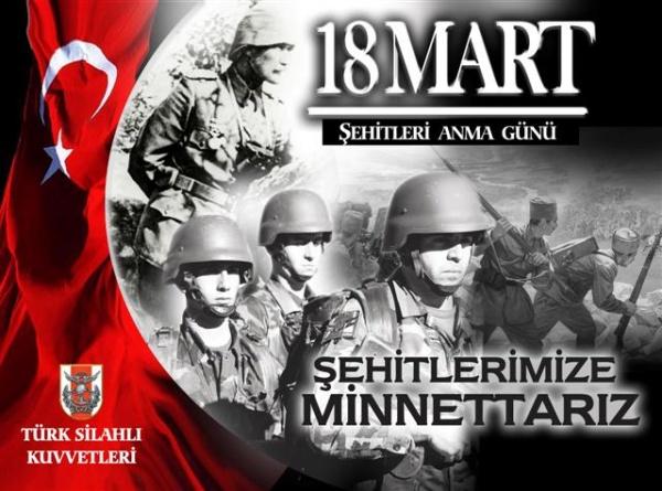 18 Mart Çanakkale Zaferi - Şehitleri Anma