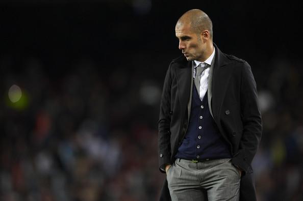 Bald Celebs: Pep Guardiola - Spanish - 31.7KB