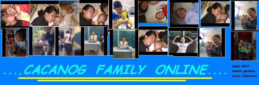 Cacanog Family Blog