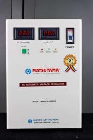 Matsuyama stabilizer untuk listrik sehat