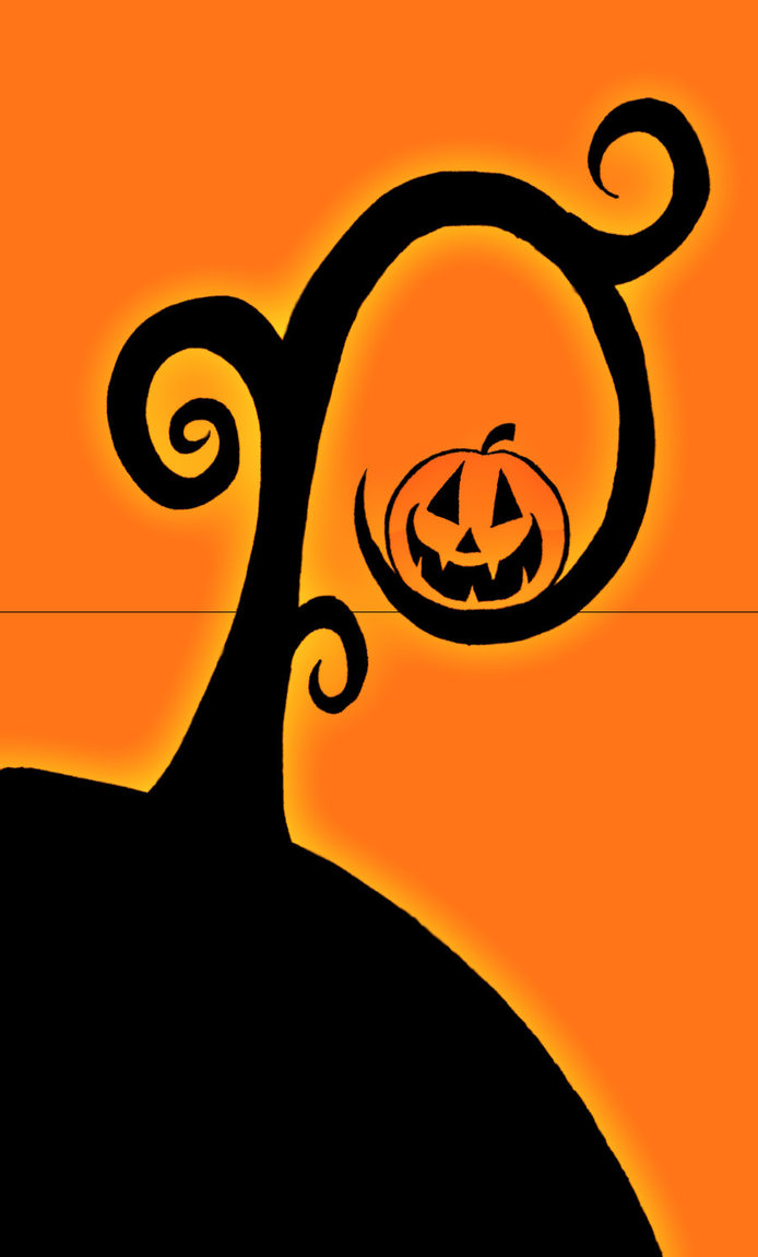 free download halloween iphone wallpaper