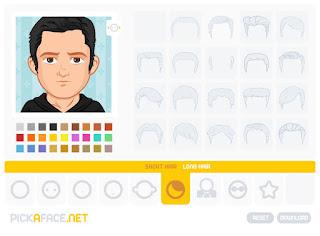 онлайн бесплатный редактор аватарок PikaFace