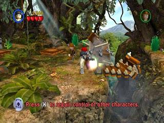 Lego Indiana Jones: The Original Adventures Ps2 Iso Ntsc Juegos para PlayStation 2