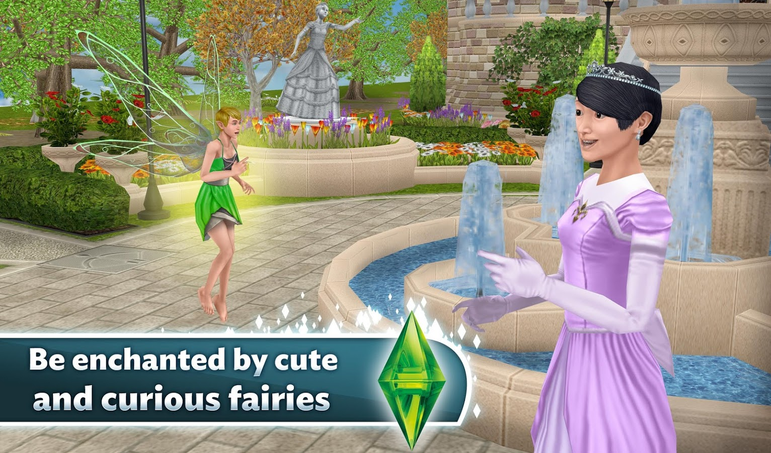 Game the sims apk
