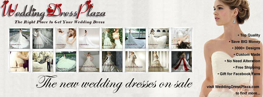 Blog of Wedding Dress Plaza