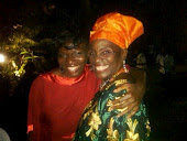 Me and Mrs Taiwo Ajayi Lycet
