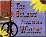 I was a winner at the Outlawz site