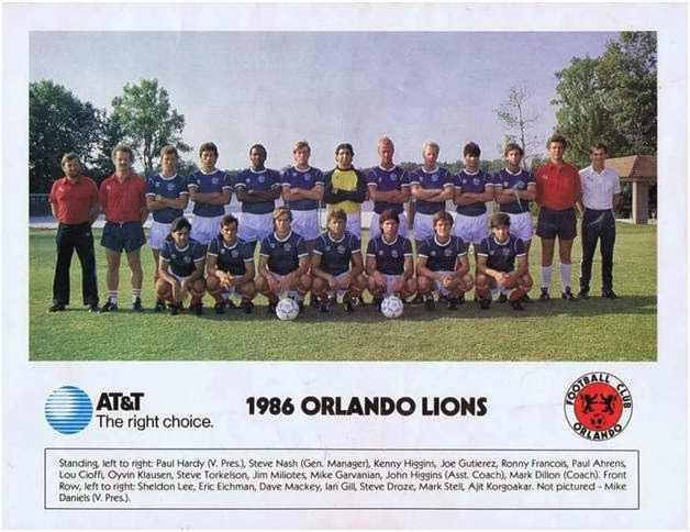 Orlando City Nova Sensacao Da Mls furthermore cougcenter together with Dana Dimel further Roox Sports Cleveland Crunch 1999 2000 furthermore Mike Rhyner 25 Years Ago. on oscar draguicevich