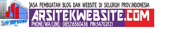 Jasa Pembuatan Web/Blog Murah