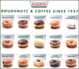 Krispy Kreme Old Fashioned Calories