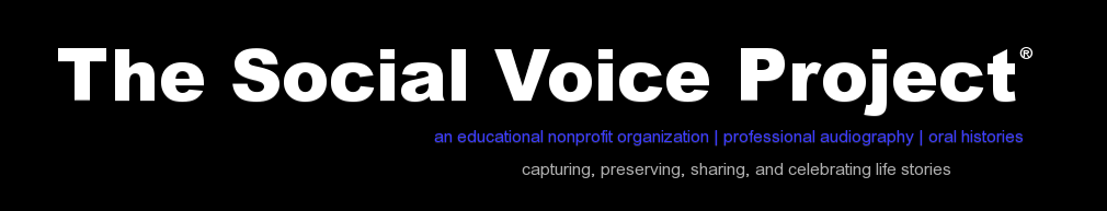 The Social Voice Project