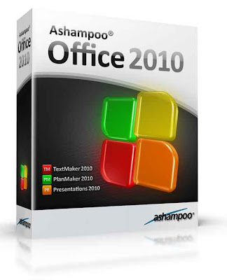 Download Ashampoo Office 2010 with serial number