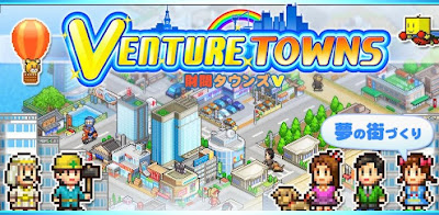 VENTURE TOWNS APK ANDROID [FULL]