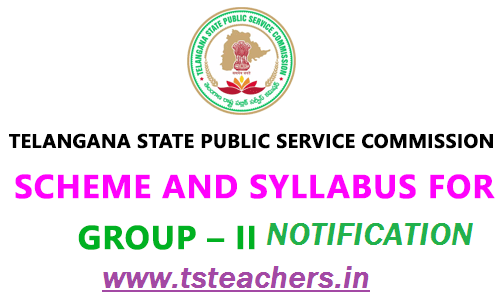tspsc-telangana-state-public-service-commission-group-ii-notification Group-II Notification in Telangana for 439 posts   TSPSC Group II Notification for general recruitment in Telangana State   Telangana State Public Service Commission Group-II Recruitment Notification for 439 posts   Municipal Commissioner Gr.III in (Municipal Administration Sub Service) Assistant Commercial Tax Officer ACTOs (Commercial Tax Sub-Service) Sub-Registrar Gr.II (Registration Sub-Service) Extension Officer (Panchayat Raj and Rural Development Sub Service) Prohibition and Excise Sub Inspector (Excise Sub-Service)