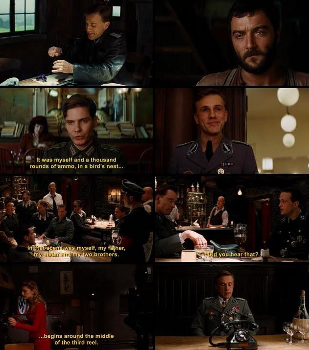 Inglourious Basterds 2009 Movie 1080p Bluray Download