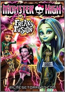 Monster High Uma Fusão Muito Louca Torrent Dublado