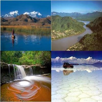 Top 4 de las Excurciones en Bolivia
