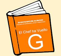 Diccionario Culinario. (G)