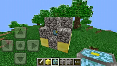 Minecraft Pocket Edition v0.10.0 APK MOD Terbaru