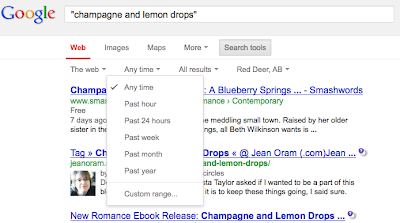 Google Search Tools in Action.