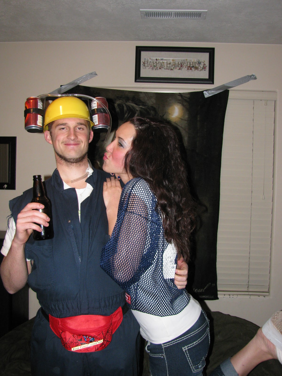 Finally Figured Out What We Are Going To Be White Trash Mock Wedding Bride And Groom