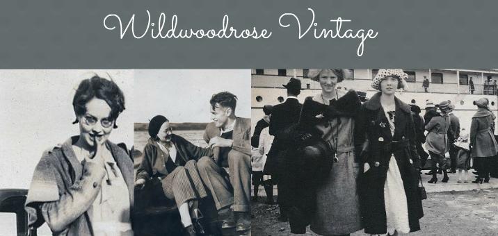Wildwoodrose Vintage