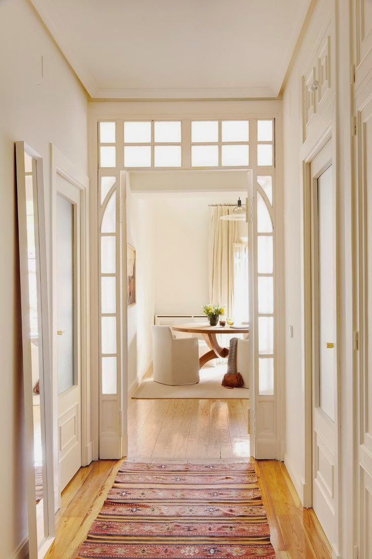 Observa y decora c mo decorar mis pasillos - Como decorar un pasillo estrecho ...