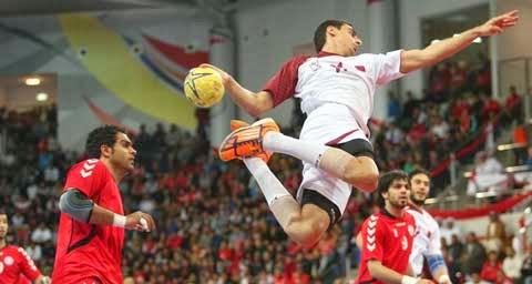 Qatar, campeón de Asia con un solo jugador nacido en Qatar | Mundo Handball