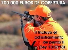Consigue el mejor seguro para cazar en Galicia