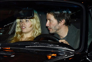 Chatter Busy: Keanu Reeves Dating
