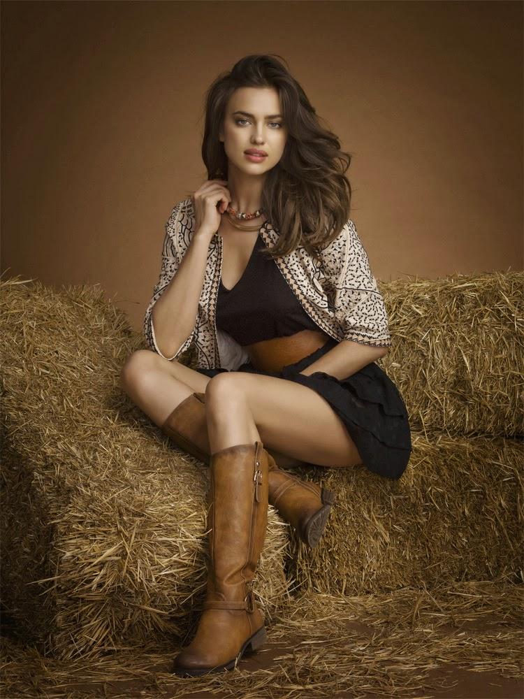 Christian Ronaldos fiancee Irina Shayk launches shoe range Mirror uk
