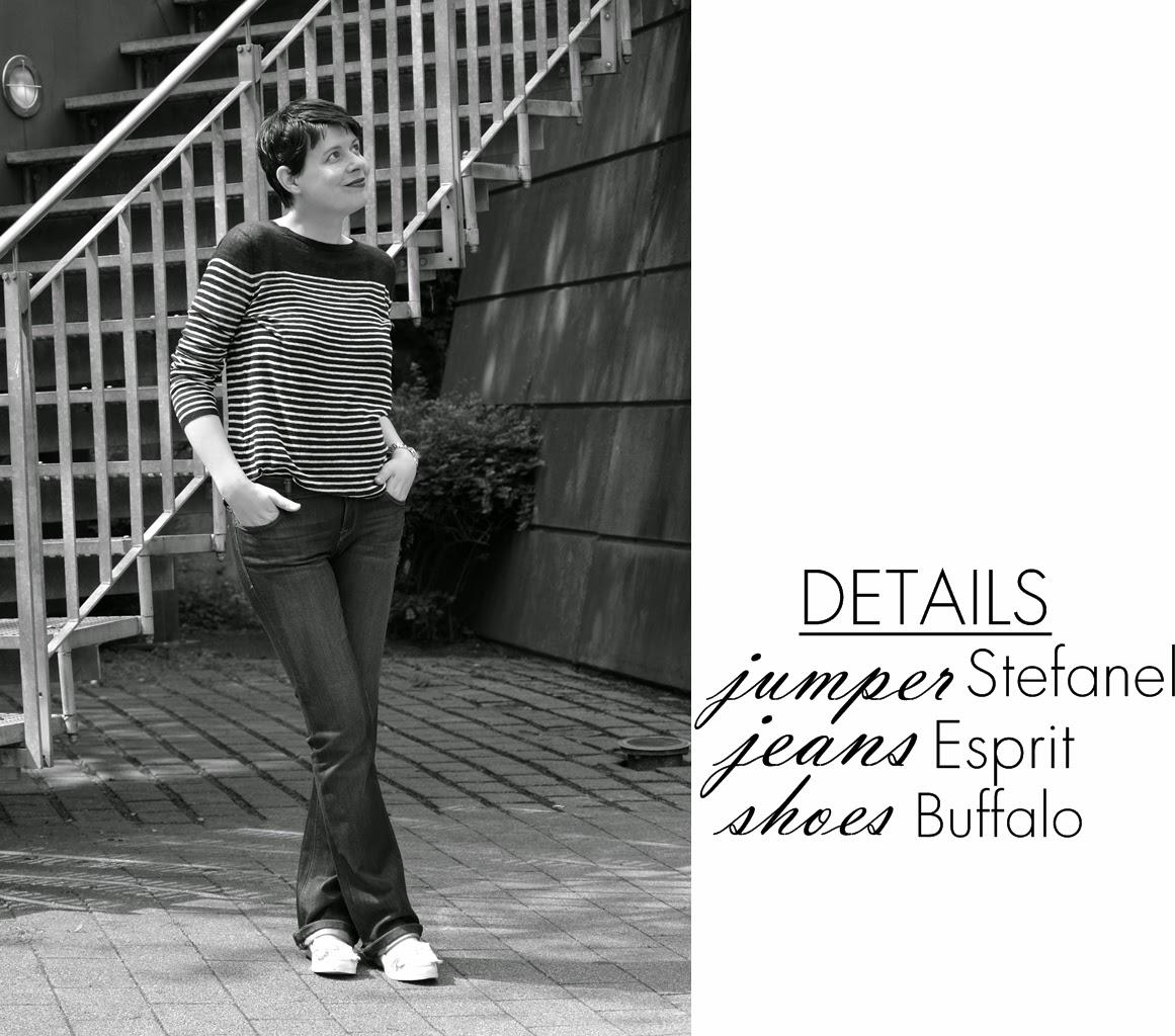 Stripes pattern, fashion bloggers, fashion magazine
