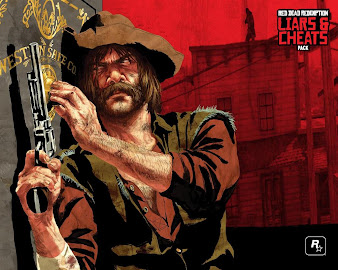 #18 Red Dead Redemption Wallpaper