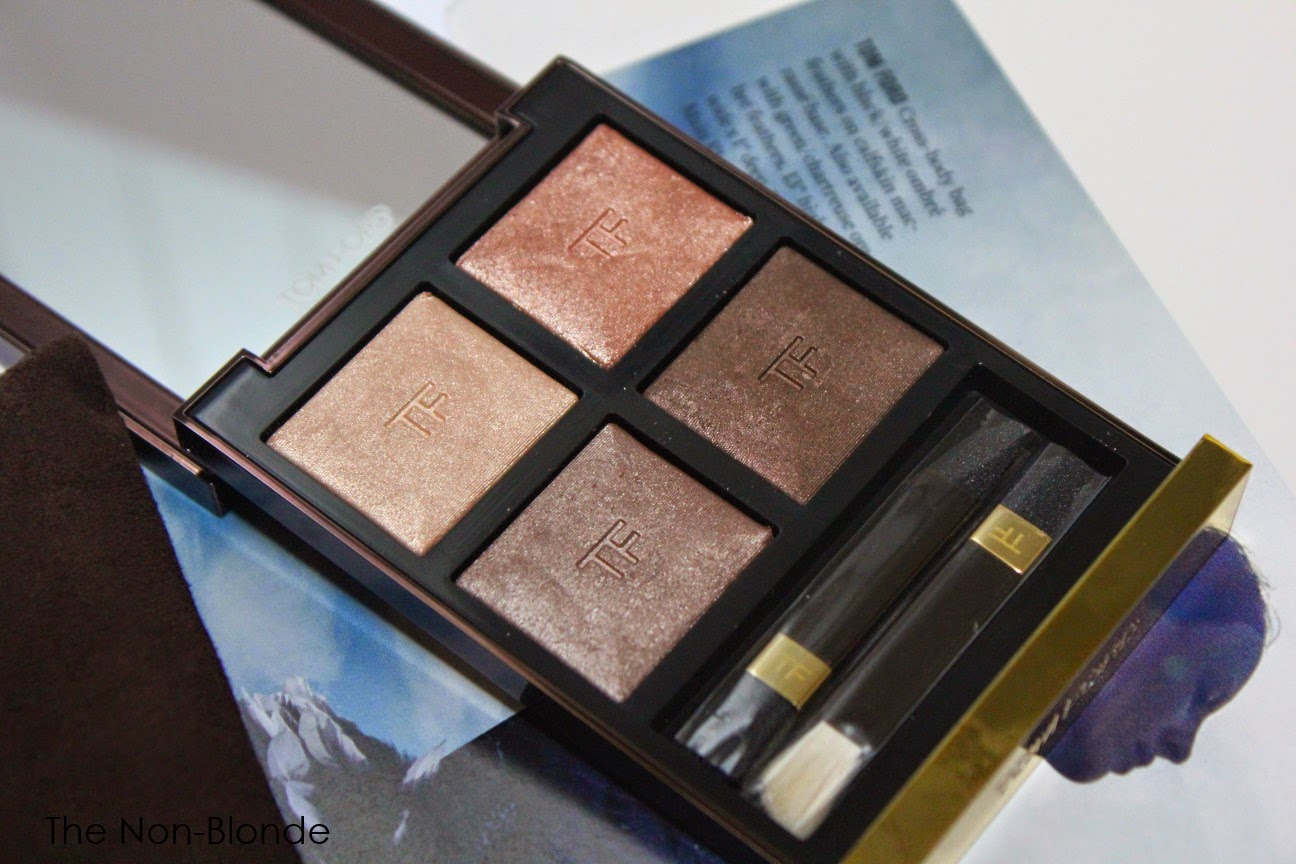 tom ford nude dip eye shadow quad for fall 2014 the non. Black Bedroom Furniture Sets. Home Design Ideas