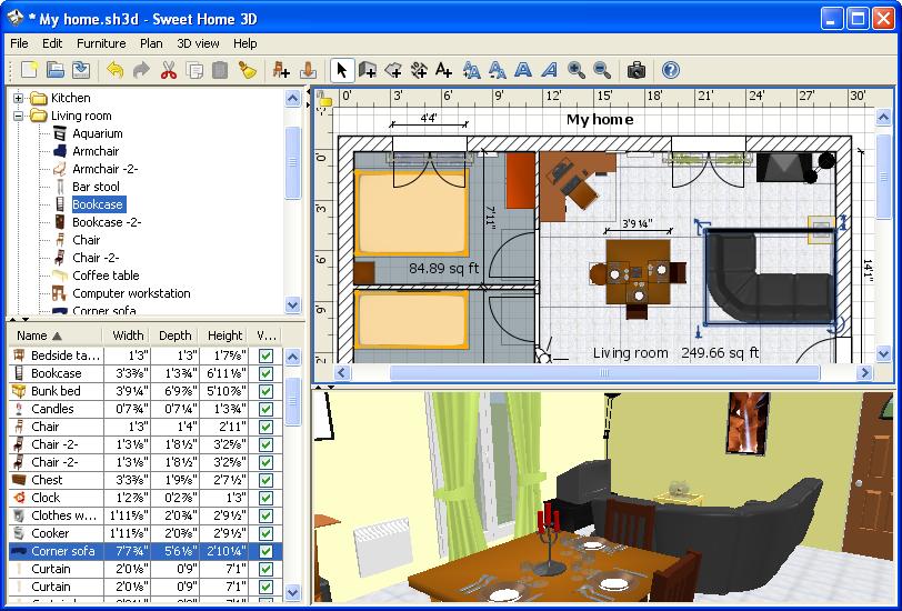 Как сделать модель для sweet home 3d