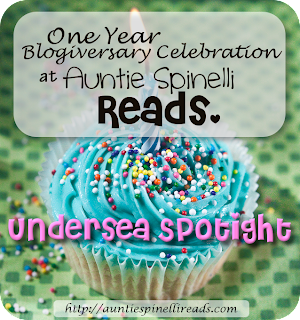 Blogiversary Celebration, Day 2: Undersea Spotlight, Featuring ME!