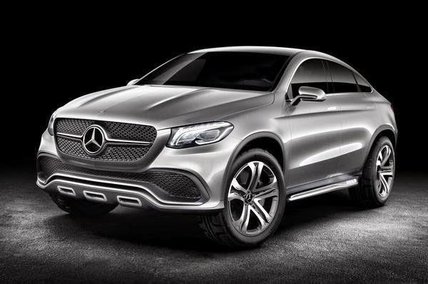 New Mercedes-Benz Concept SUV Reviews