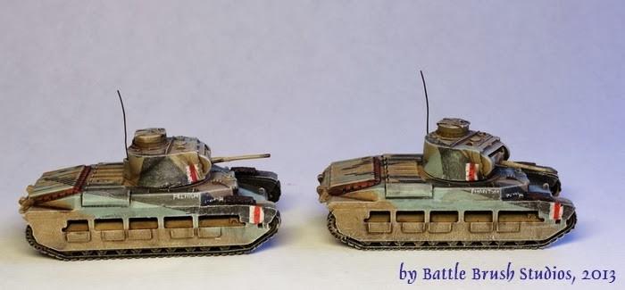 Lista de Early: Infantry Tank company (British) Done1schrift1