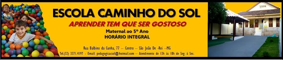 OFICINA DE CINEMA CAMINHO DO SOL