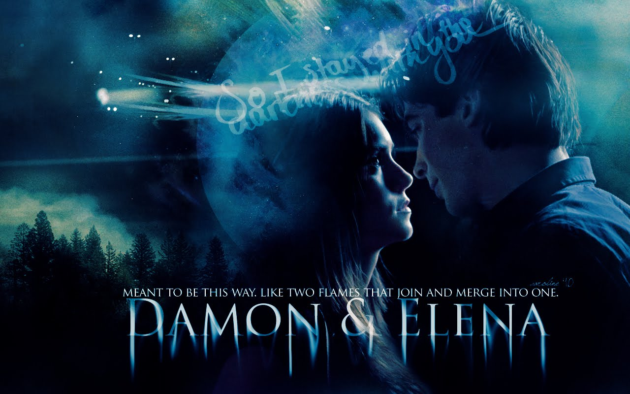 Damon and Elena - Story