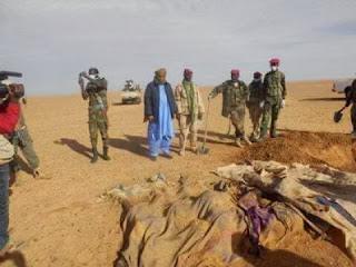 SAD! 92 Die Of Thirst In The Sahara Desert (LOOK)