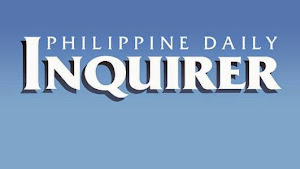 READ MY INQUIRER ARTICLES