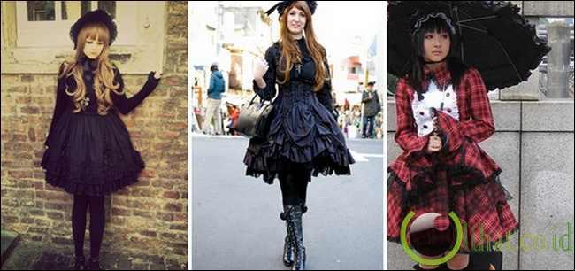 Gothic dan Lolita
